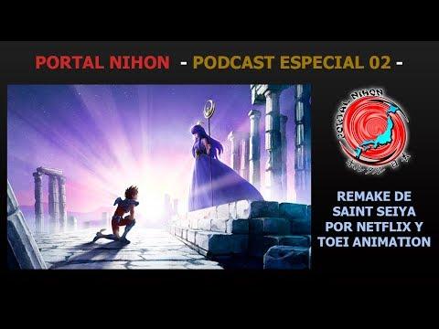 Netflix y Toei Animation preparan Remake en CGI de Saint Seiya para 2018!