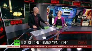 Student Debt Hunger Games & NASA's Burned Evidence