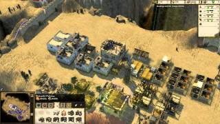 Stronghold Crusader 2 Multiplayer - 3 Players | Tiny Map | FFA Deathmatch [1080p/HD]