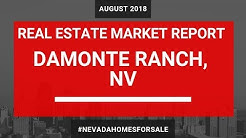 Damonte Ranch Real Estate Market Update August 2018 | Reno Homes for Sale