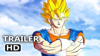 PS4 - Dragon Ball Xenoverse 2: Extra Pack 4 Trailer (2018)