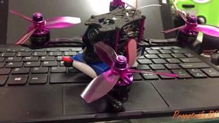 HGLRC XJB 145 review - Micro FPV Racing drone