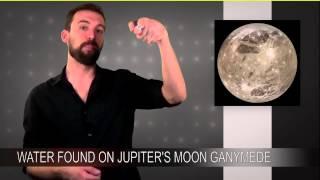 Water Found on Jupiter