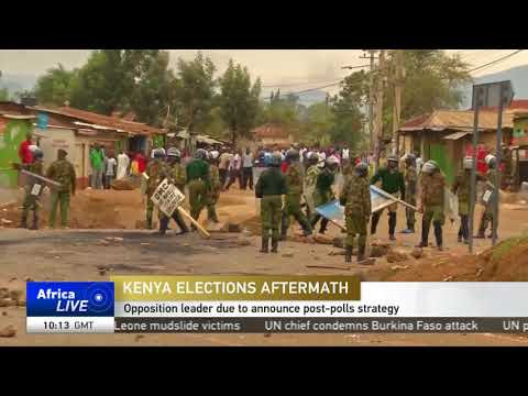 Download Youtube: Kenya Elections Aftermath: Opposition leader due to announce post-polls strategy