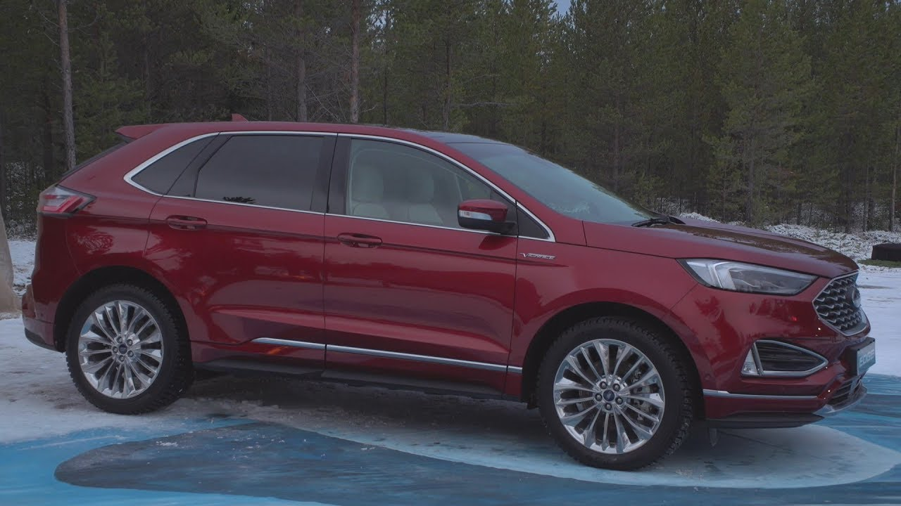 2019 ford edge st line and vignale versions youtube. Black Bedroom Furniture Sets. Home Design Ideas