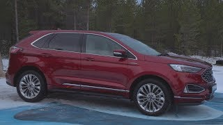 2019 Ford Edge ST-Line and Vignale versions