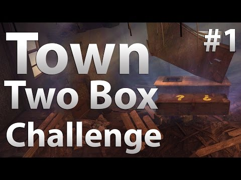 "Town: Two Box Challenge (Part 1) - ""Black Ops 2 Zombies"""