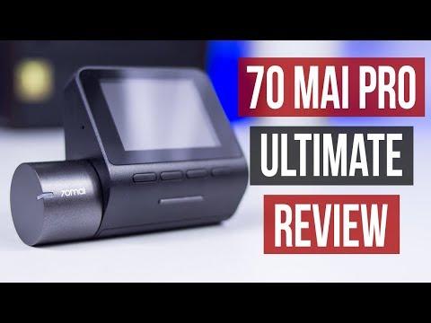 Xiaomi 70Mai Pro Review Pros & Cons 2019 Budget Dash Cam