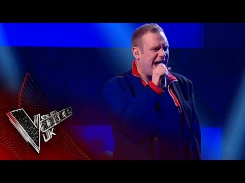 Jason Jones performs 'Into You': The Knockouts | The Voice UK 2017
