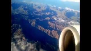 Sobrevolando Las Palmas de Gran Canaria