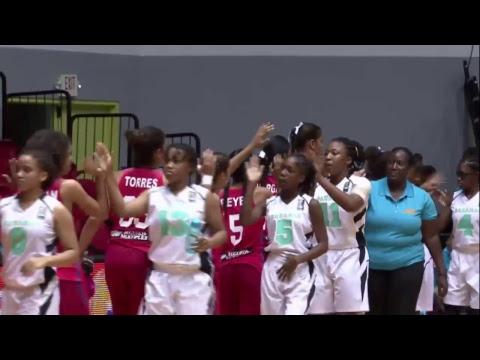 Centrobasket 2017: Bahamas vs Puerto Rico