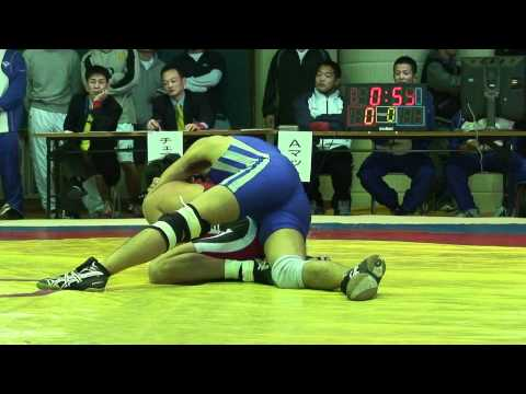 Freestyle Wrestling in Japan - PIN