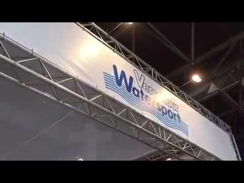 Verschuur Watersport met ZEE 26 tender op Boot Düsseldorf