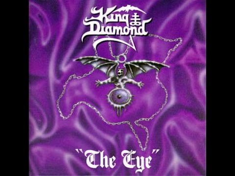 King Diamond - The Eye (1990) - Full Album