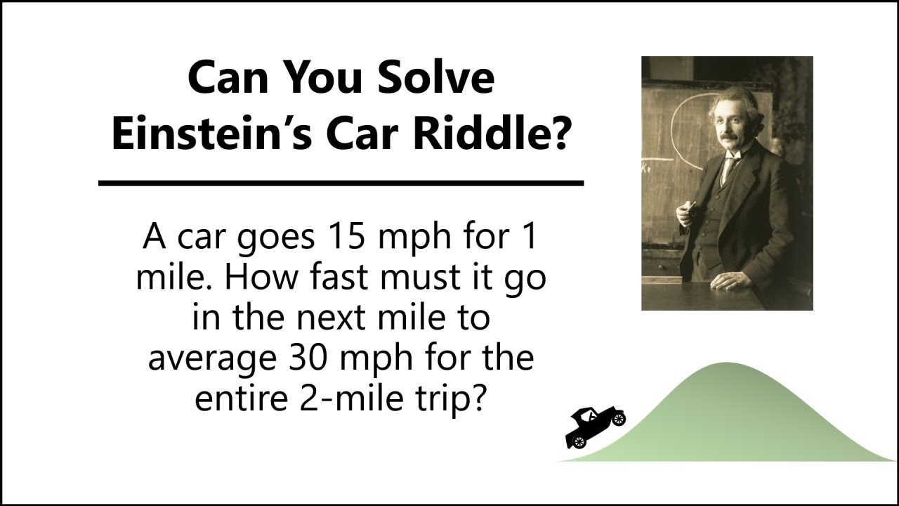 This Simple Riddle Almost Fooled Einstein - How To Solve It