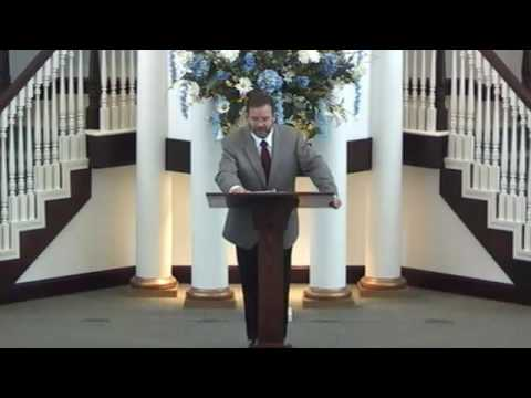 2016 PTS CBT - Greg Van Court - Restoring the Kingdom to Israel - Acts 1:6-8