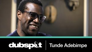 Tunde Adebimpe (TV on the Radio) Talks Dubspot Experience, Ableton Live, Sound Design, and More!