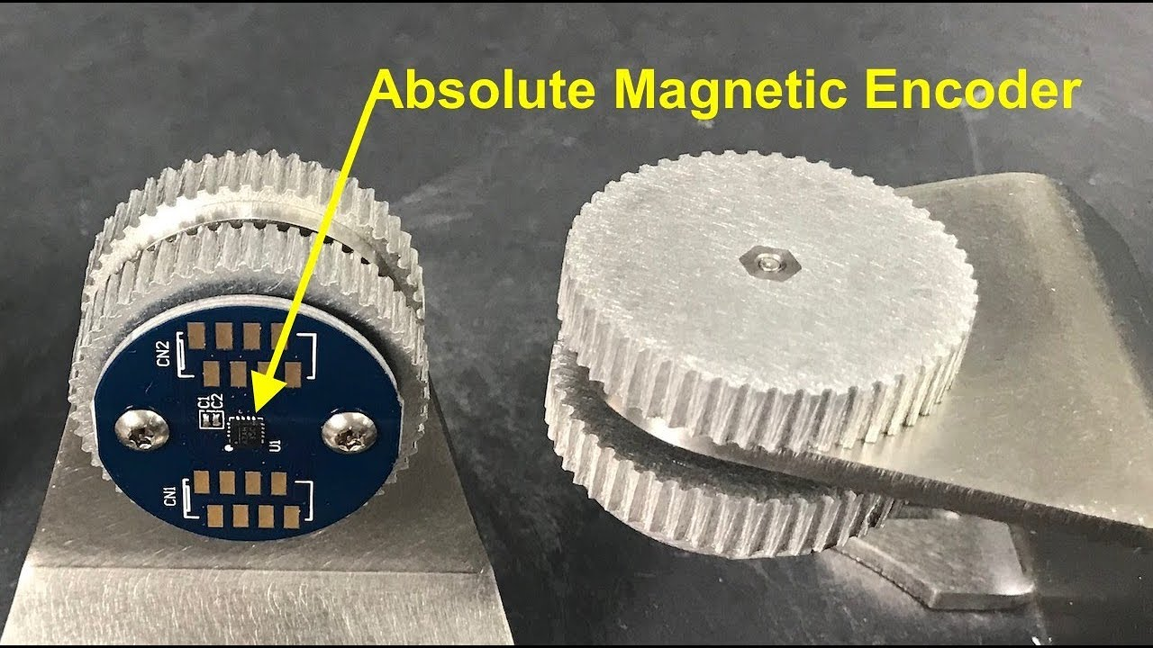 Absolute vs  Quadrature Encoders