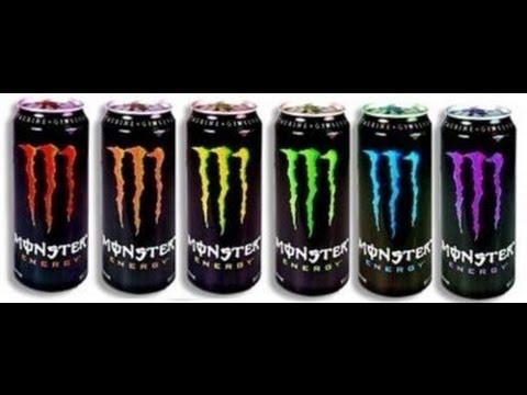 monster energy drink gef hrlich youtube. Black Bedroom Furniture Sets. Home Design Ideas