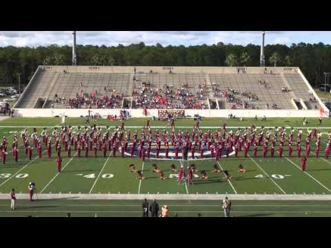 Bethune-Cookman Halftime Vs Savannah State, 9-26-15, (wwt-vga)