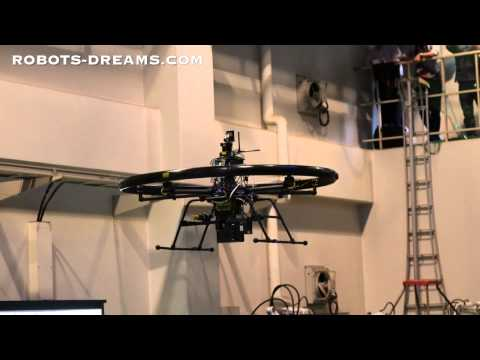 Autonomous Drone Design To Explore and Map Hazardous Environments