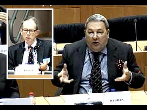 An excuse for bankrupt socialist EU states grabbing more tax money - David Coburn MEP