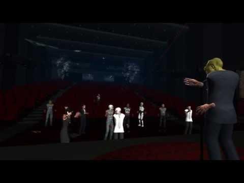 Riftmax Karaoke Night - Ep2 (long form): Multiplayer VR Cinema for Oculus Rift & Razer Hydra