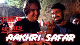 Aakhri Safar Behind The Scenes | Jadoo Vlogs