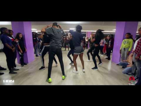 Patoranking - Girlie 'o' remix ft Tiwa Savage | Choreo by Aron Norbert| HrnMovie