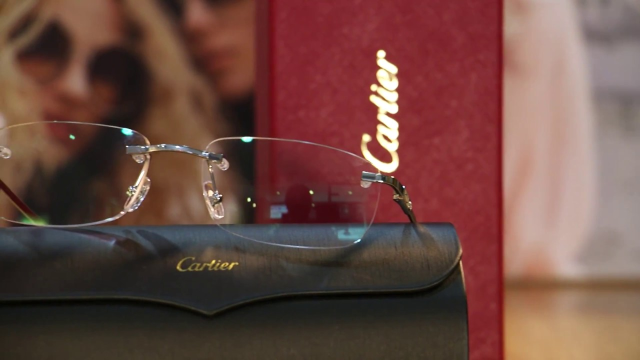 9756204849b0 Cartier at Silverberg Liverpool. Silverberg Opticians