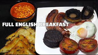 English Breakfast - Step By Step English Breakfast - The Full Monty Breakfast - Youtube
