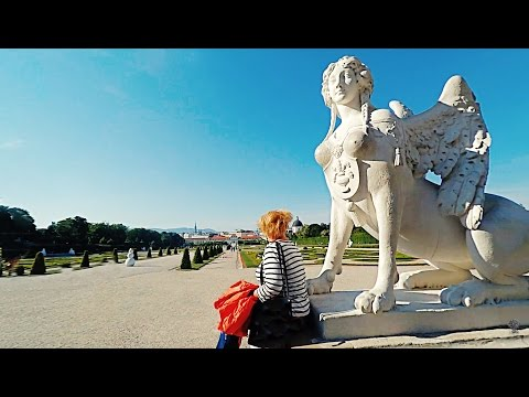 Vienna Dragon (in 4K) - 4 minutes to see beautiful places in Vienna