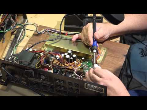 yamaha EM 100 Mixer amp   More headaches from Ebay