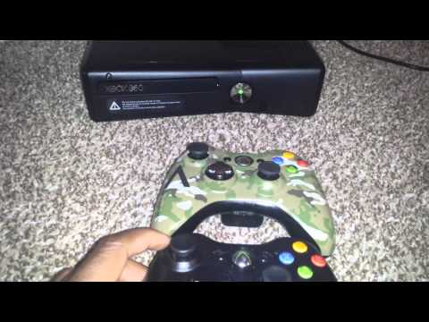 How To Connect Your Xbox 360 Controller To Your Xbox360 Doovi