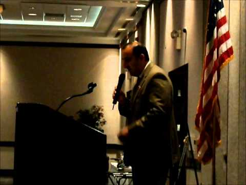 Michigan Supreme Court Justice David Viviano at Republican Dinner July 29, 2013