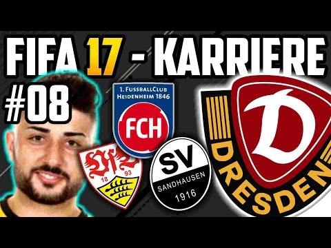 Dran bleiben an Hannover 96!! - FIFA 17 Dynamo Dresden Karriere: Lets Play #08
