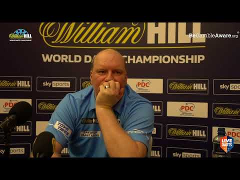 "Vincent van der Voort on beating Aspinall: ""Practice room was so cold, the PDC should do something"""