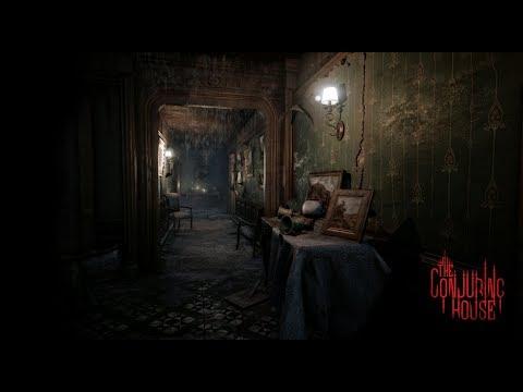 ХОРРОР Заколдованный ДОМ - The Conjuring House. Прохождение #2.