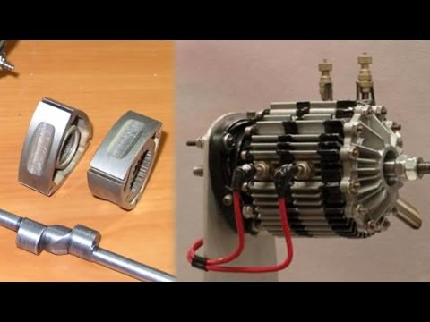 Custom R/C Two Rotor Mini 13B OS Rotary Sound Compilation