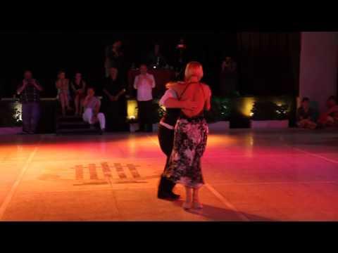 Sitges Tango Festival 2016 - Alejandra Martinan y Aoniken Quiroga - milonga