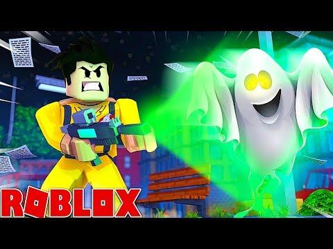 JE SUIS UN CHASSEUR DE FANTÔMES ! Roblox Ghost Simulator
