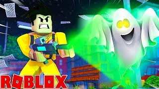 I AM A GHOST OF FANTES! Roblox Ghost Simulator