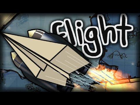 WORLD'S MOST EPIC Paper Plane! | Flight