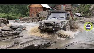Suzuki Gypsy | River Crossing | Off Road | 4x4 | Off Road Adventure