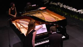 Rimsky-Korsakov - Babin, Dance of the Tumblers - D.Trifonov & S.Babayan