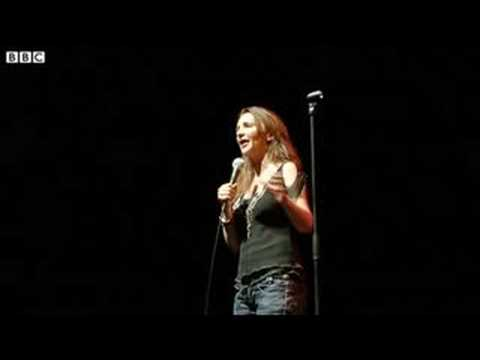 Lucy Porter Stand Up LIVE in Edinburgh - Banking - BBC Headroom