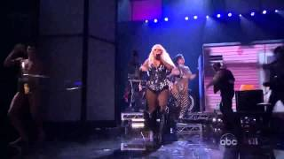 [HD] Lotus Medley - Christina Aguilera Live American Music Awards [ AMA ] - 2012