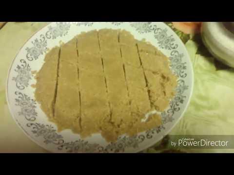 Как СДЕЛАТЬ ХАЛВУ из муки How To MAKE PASTE From Flour  Pulpy