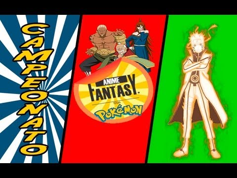 Anime Fantasy 2012 / Campeonato de Naruto / Cobertura total MVPgames