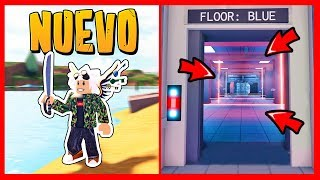 NEW JAILBREAK UPDATE! 🔪 SPACE AND NEW THEch - Roblox